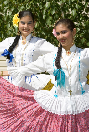 dancers folklore
